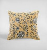 MM Linen Simone Yellow Cushion