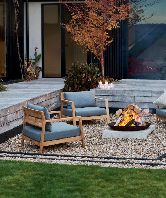 Devon Kisbee Outdoor Lounge Armchair