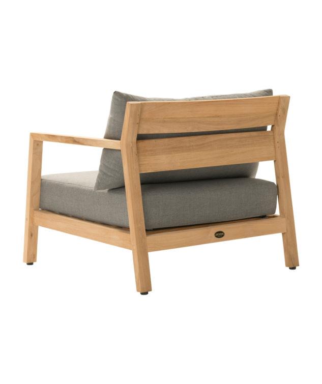 Devon Kisbee Lounge Armchair Clear Cut 633x755