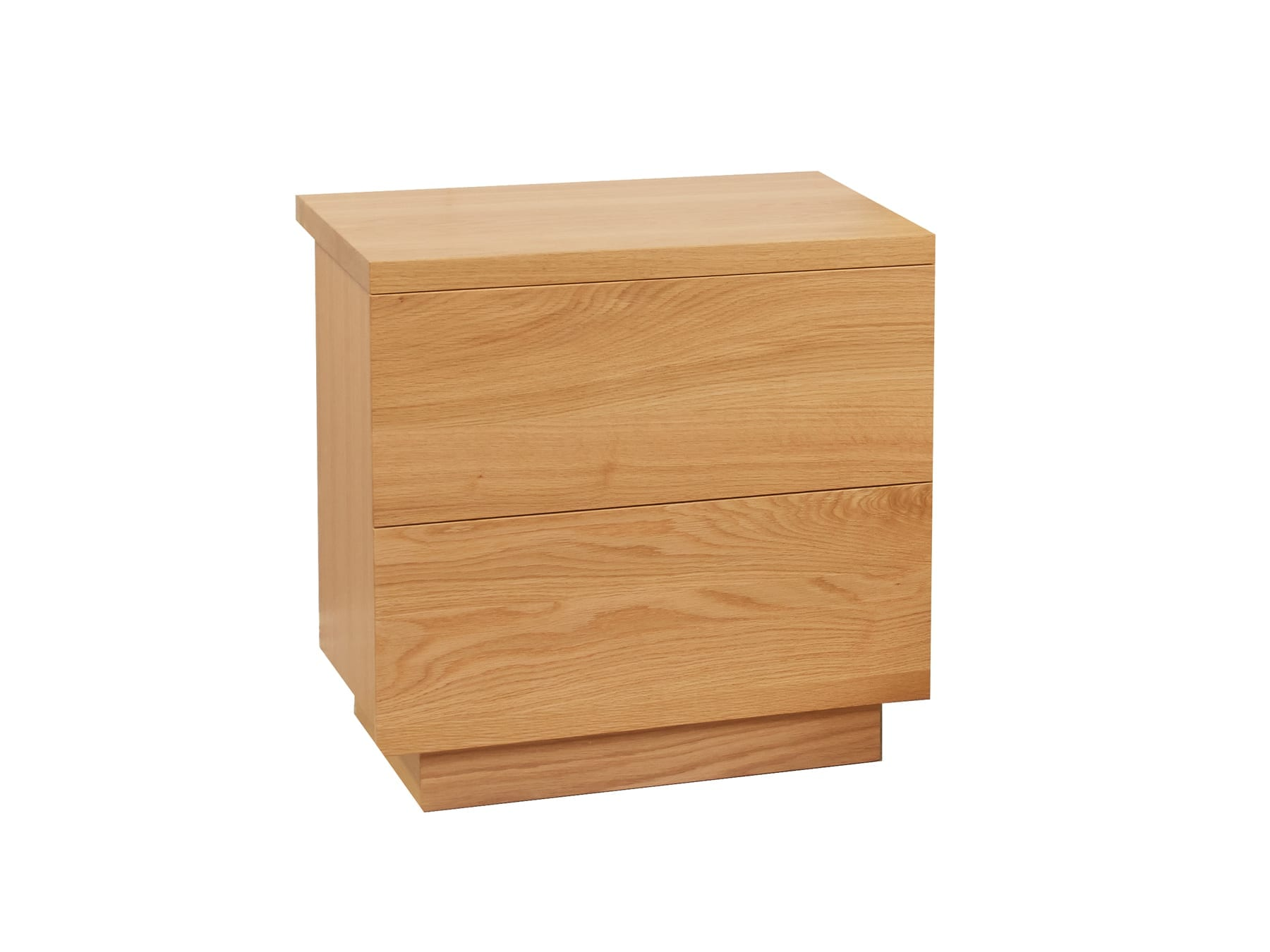 East West Designs Horizon 2 Drawer Bedside