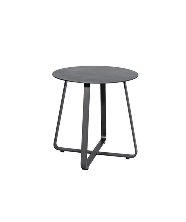 Jati Kebon Elko Side Table Black 633x755