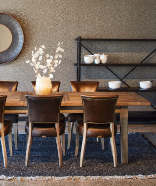 Global Design Gold Coast Dining Table