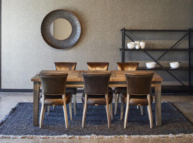 Global Design Gold Coast Table Narrow Ext 633x470