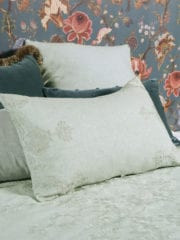 Bianca Lorenne Rabat Pillowcase