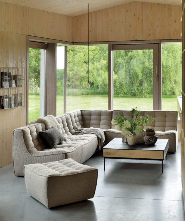 Ethnicraft Studio Modular Sofa