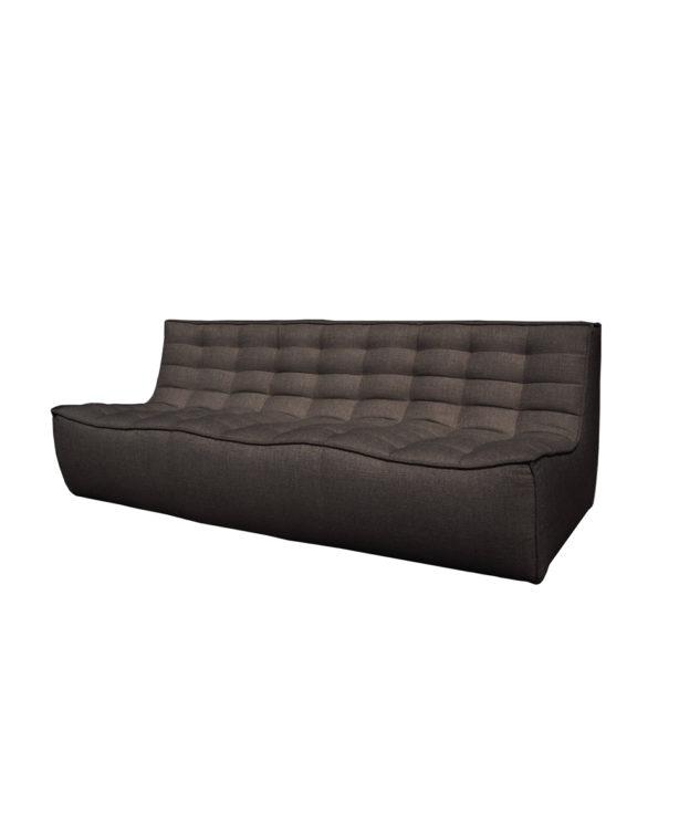 Sofa 3 seater Dark grey 2 633x755