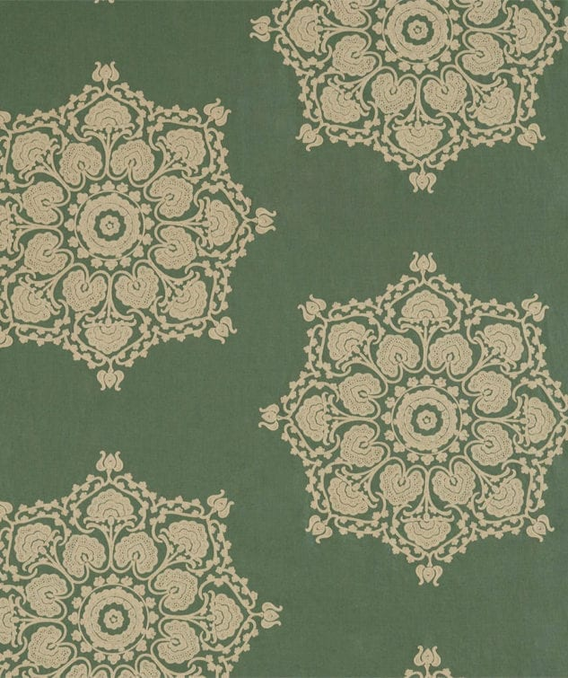 Morris & Co Archive IV The Collector Fabric Collection Indian Loop