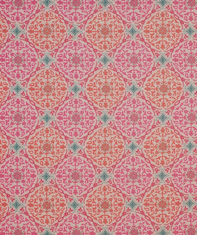 Osborne & Little Nina Campbell Fabric Collection La Moulade