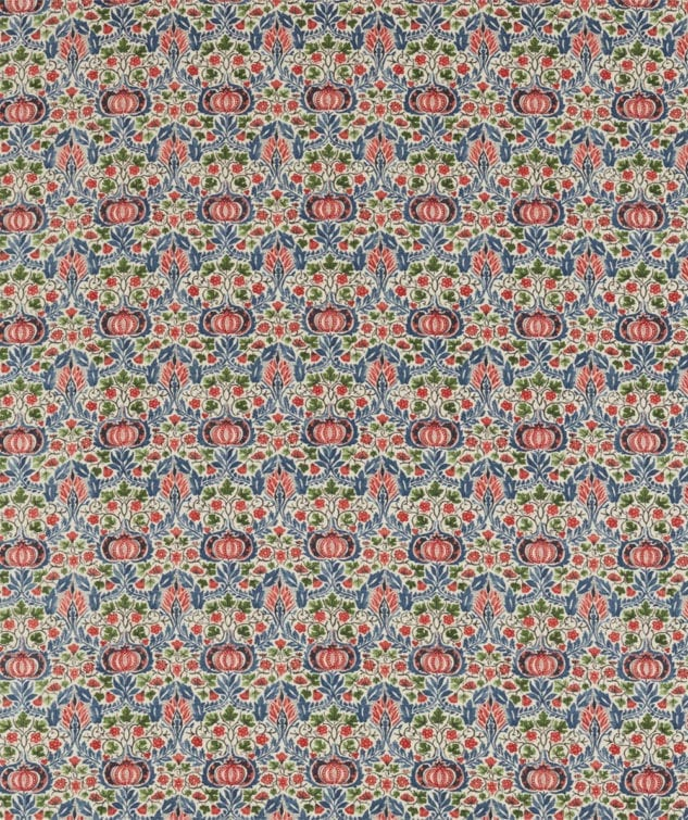 Morris & Co Archive IV The Collector Fabric Collection Little Chintz