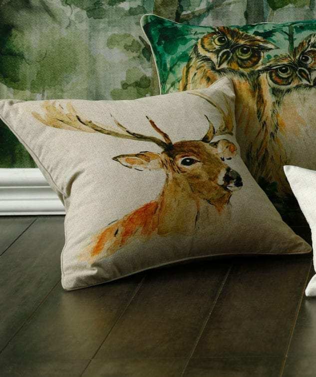 MM Linen Stag Cushion 633x755