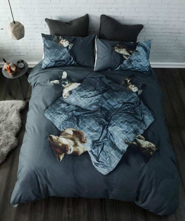 MM Linen Top & Tail Duvet Set