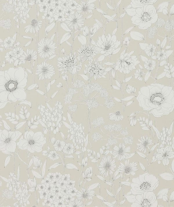 Sanderson The Potting Room Fabric Collection Maelee