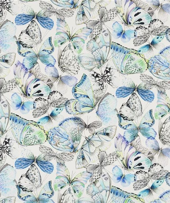Designers Guild Giardino Segreto Fabric Collection Papillons