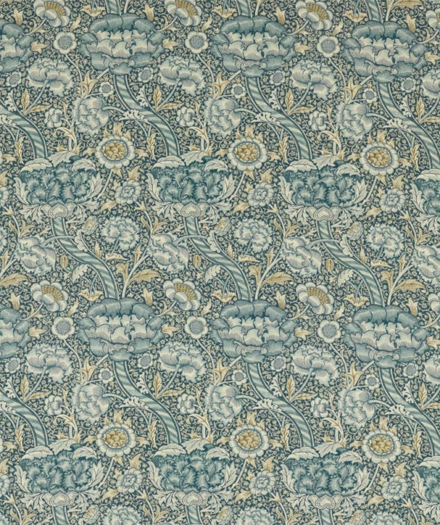 Morris & Co Archive IV The Collector Fabric Collection Wandle