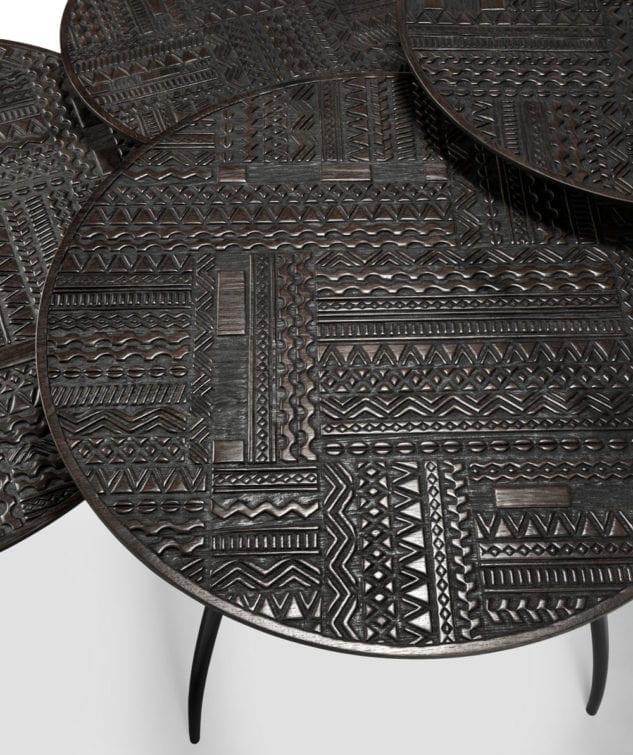 Ancestors Tabwa Round Tray Table 2 633x755
