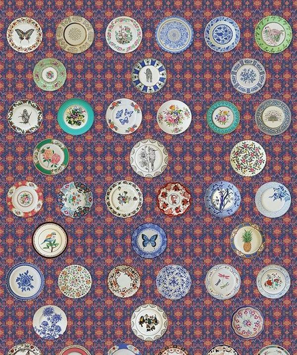 Osborne & Little Matthew Williamson Wallpaper Ceramica