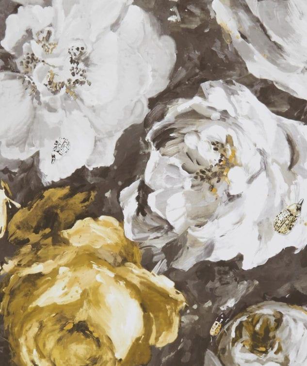 Clarke & Clarke Botanica Wallpaper Floretta