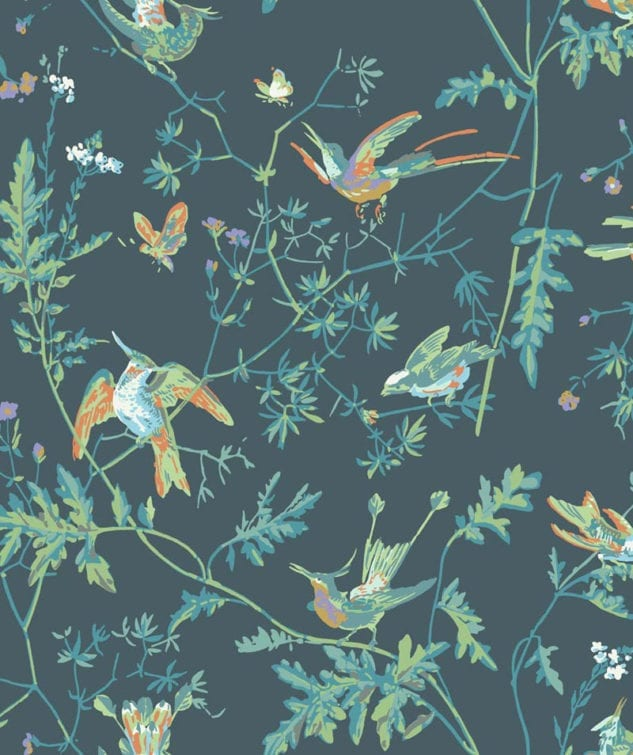 Cole & Son Icons Wallpaper Humingbirds