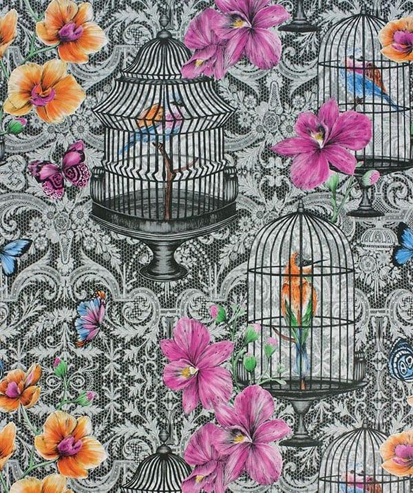 Osborne & Little Matthew Williamson Wallpaper Orangery