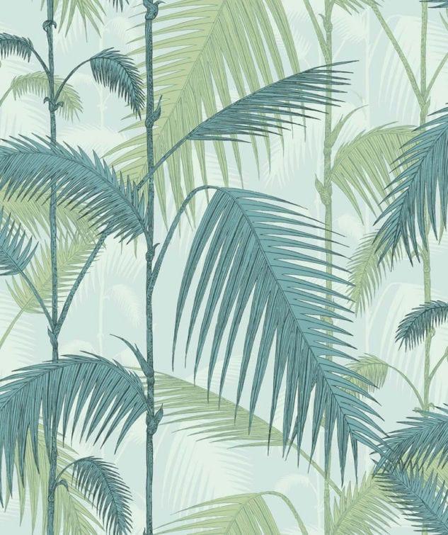Cole & Son Icons Wallpaper Palm-Jungle