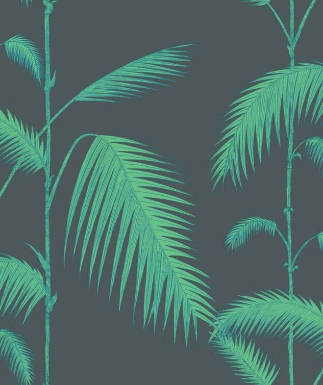 Cole & Son Icons Wallpaper Palm-Leaves
