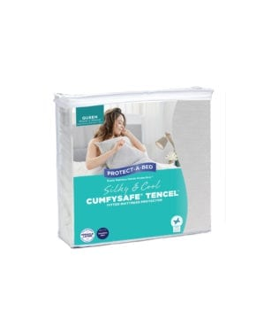 Protect-A-Bed Cumfysafe Tencel Mattress Protector