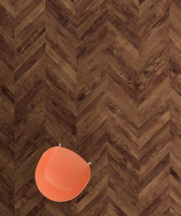 Robert Malcolm Moduleo Moods Chevron Vinyl Parquet Flooring