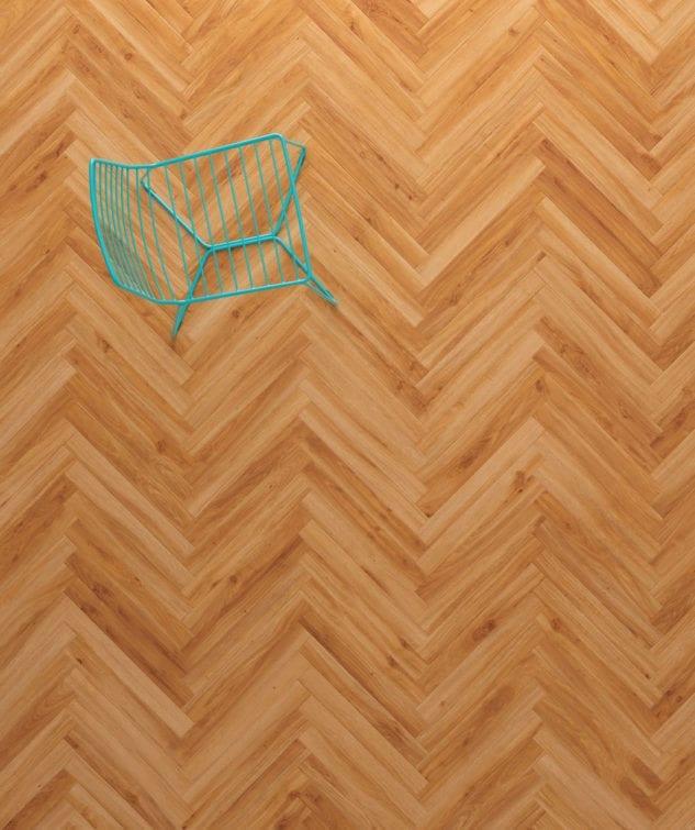 Robert Malcolm Moduleo Moods Slim Vinyl Parquet Flooring