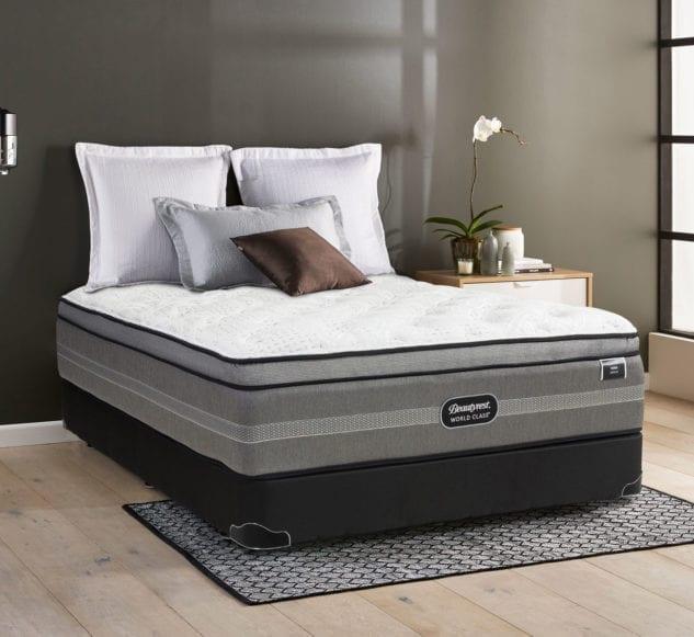 Beautyrest Verdi Firm Bed