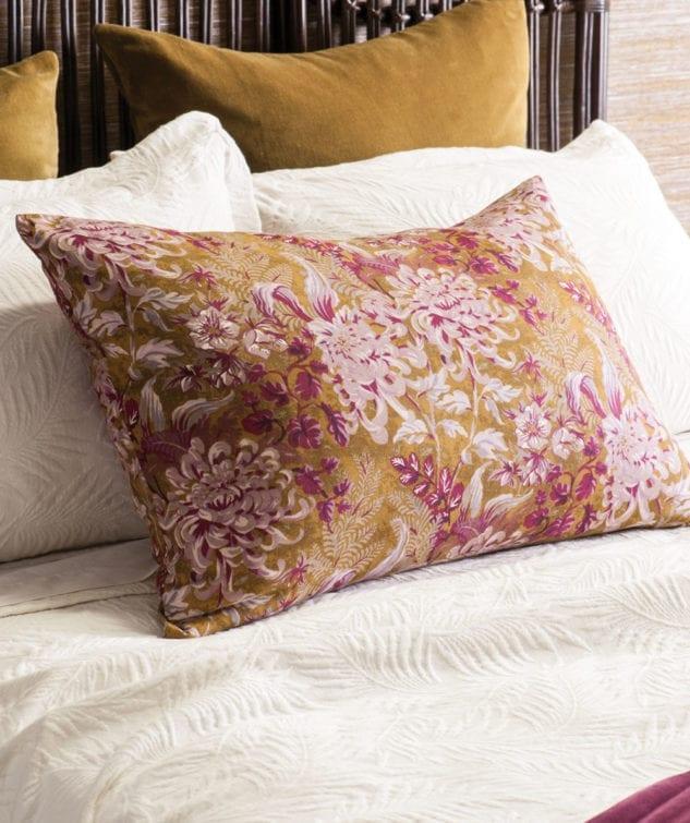 Bianca Lorenne Giardino Pillowcase