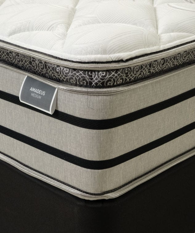 Sleepmaker Amadeus Medium Bed