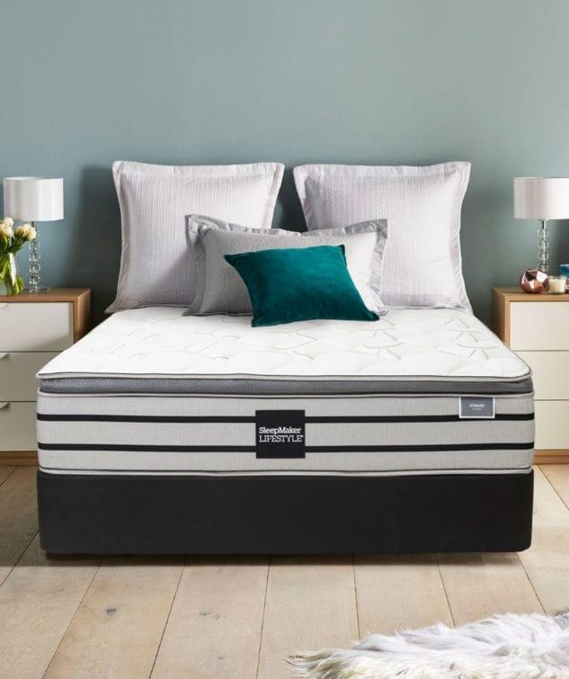 Sleepmaker Strauss Plush Bed