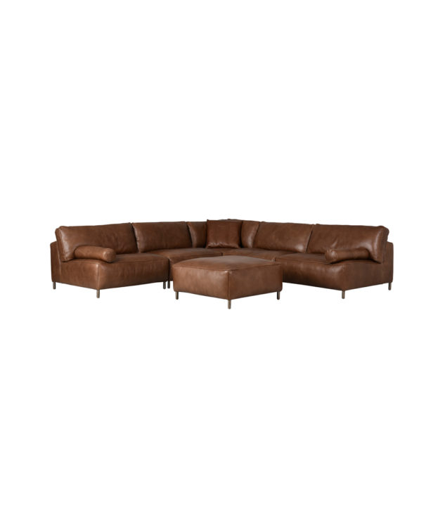 Halo Toffee Modular Sofa
