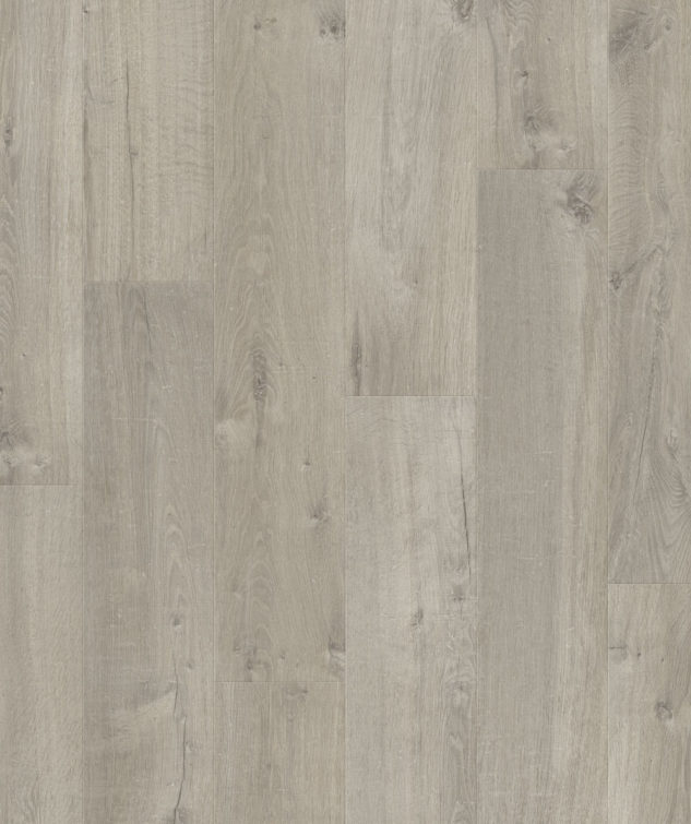 Quick-Step Impressive Laminate Flooring Soft Oak Grey