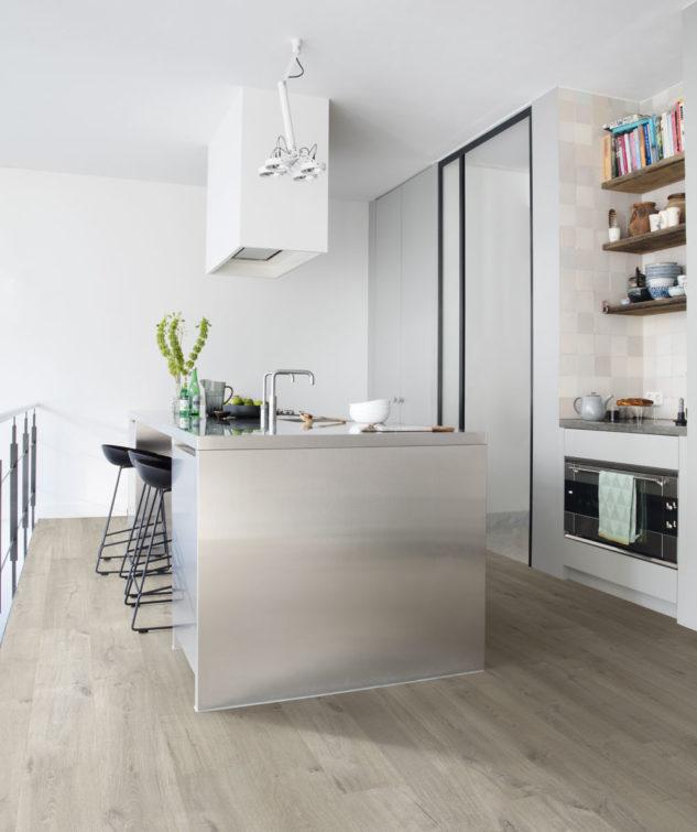 Quick-Step Impressive Laminate Flooring Soft Oak Grey