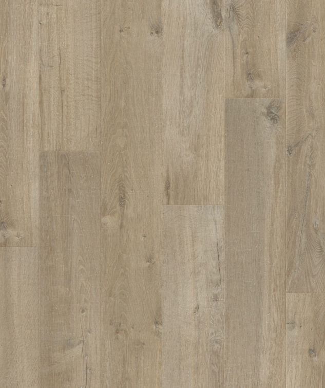 Quick Step Impressive Laminate Flooring Soft Oak Light Brown