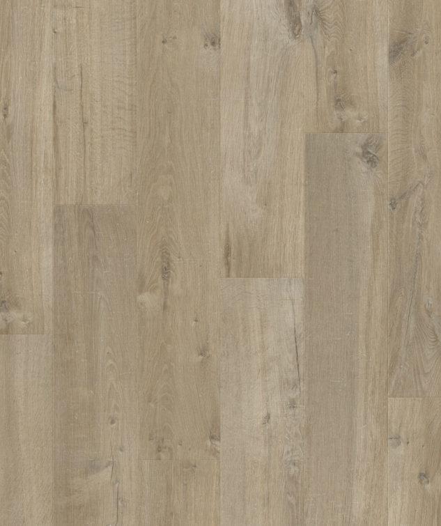 Quick Step Impressive Laminate Flooring Soft Oak Light Brown