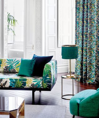 Harlequin Salinas Upholstery Fabric Collection