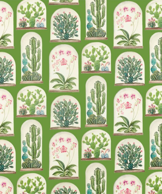 Sanderson Glasshouse Curtain Fabric Collection
