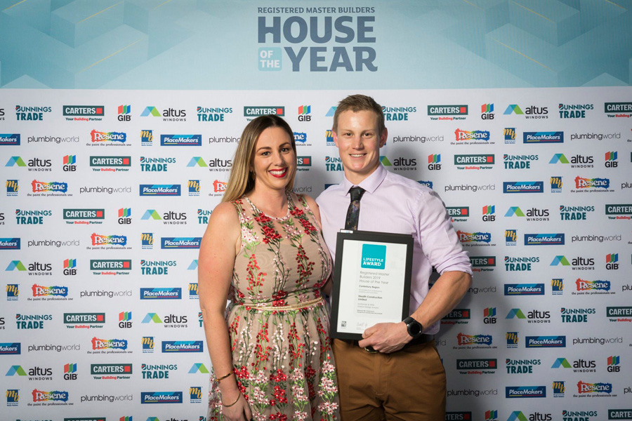 Canterbury House of the Year 1