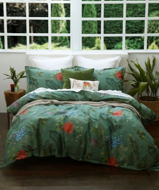 MM Linen Acacia Duvet Set