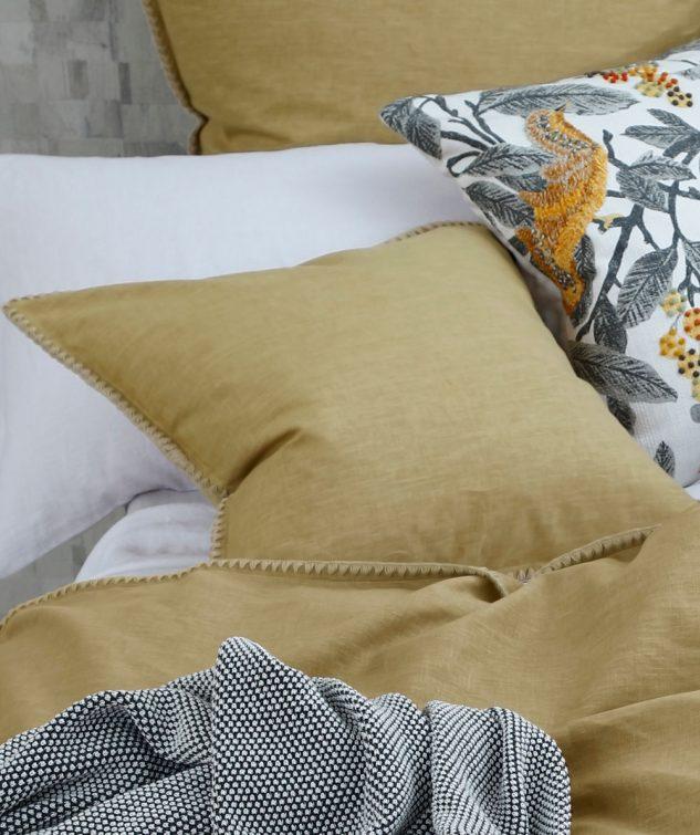 MM Linen Stitch Cushion