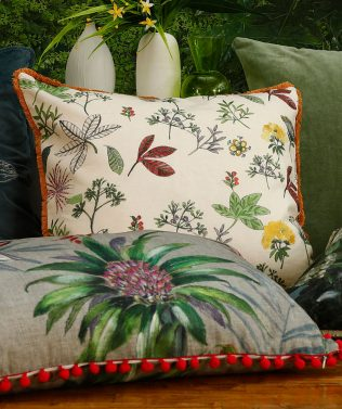 MM Linen Tralee Cushion