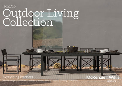McW 2019/20 Outdoor Living Collection Catalogue
