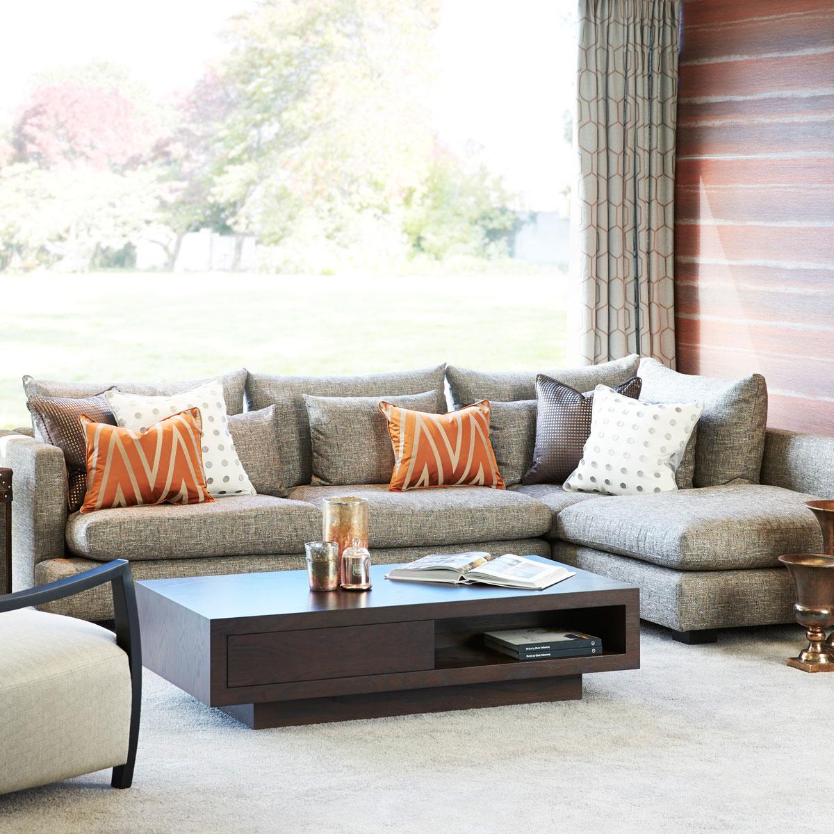 Forma Manox Corner Sofa | McKenzie & WillisMcKenzie & Willis