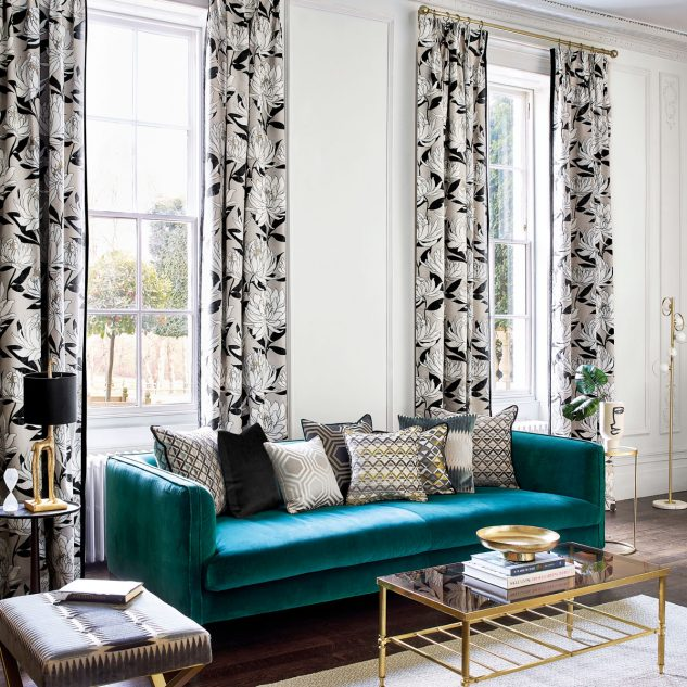 Harlequin Salinas Curtain Fabric Collection
