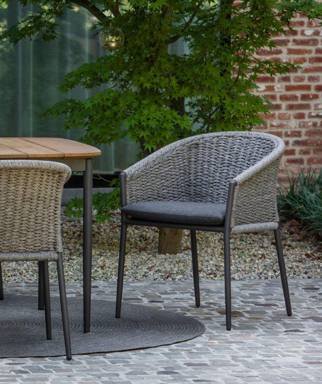 Jati & Kebon Fortuna Dining Chair