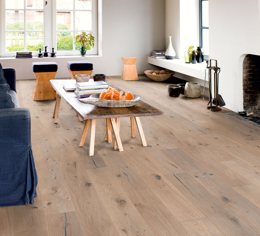 Quick-Step Wood Flooring