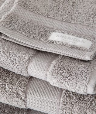 Sheridan Luxury Egyptian Cotton Pile Towel Range