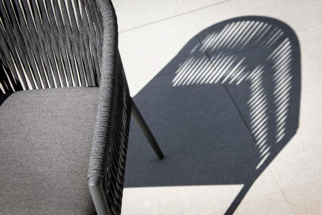 Jati & Kebon Fortuna Outdoor Dining Chair